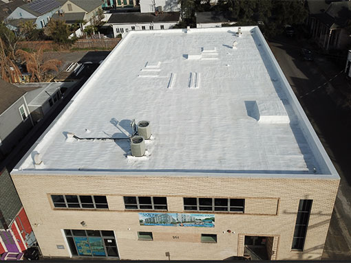 Recent Roofing Repair & Restoration Projects | Flat Roof Tech