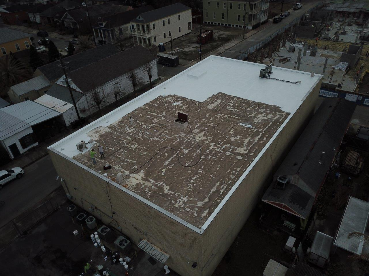 MultiUse New Orleans | Flat Roof Tech